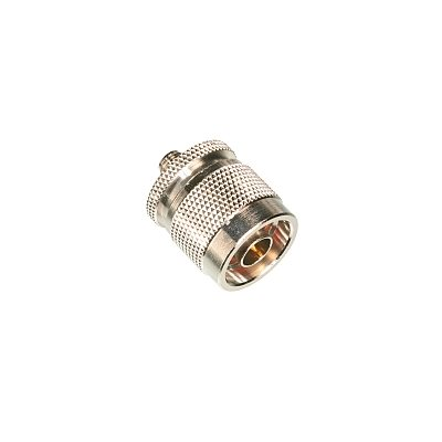 SMA Jack to N Plug Adapter - Amphenol Connex RF Adapter (SMA Female  /  N Male)