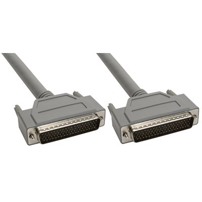78-Pin (HD78) Deluxe HD D-Sub Cable - Copper Shielded - Male  /  Male