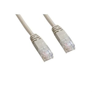 CAT5e 2-Pair RJ11 Data Cable [AT&T U-Verse & Verizon FiOS Data Cable] - CAT5e PBX Patch Cable with 6P6C RJ11 Connectors (Straight-Thru)