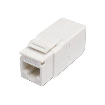 Category 6 (CAT6) Coupler - 550 MHz CAT6 8P8C Panel Mount Cable Coupler - 10 Gigabit Ethernet Compatible